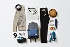 Simple Stylish Outfit + Men's Accessories
