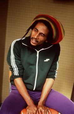 Bob Marley. Er gilt als eine Art Selbtbedienungsladen für alle, die sich der kalten, weißen Mitwelt