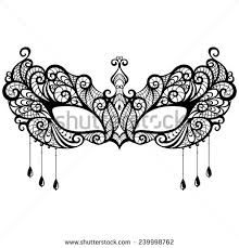 Image result for lace masquerade masks templates