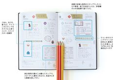 EDiTエディット: 人生を編集する、手帳 2016とノート