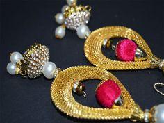 Gland pour Lehenga de mariage / robe chemisiers / embellissement indien / accessoires Latkan / Saree gland / Dupatta gland