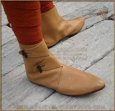 "Toggle Boots - ""Jorvik"""