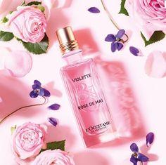 L`Occitane en Provence Violette & Rose de Mai http://trouvervotreparfum.blogspot.com/2016/05/loccitane-en-provence-violette-rose-de.html