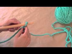 Knitting yarn - How to cast on stitches? WE ARE KNITTERS, EU, 2013
