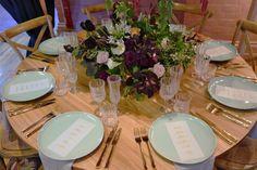 Round Wooden Table Hire - Gold Coast - Lovestruck Weddings
