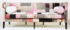 box sofa patchwork by namedesignstudio on Etsy, $1,750.00