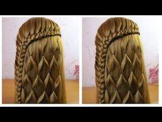 Tuto coiffure simple Belle coiffure facile à faire cheveux long/mi long Coiffur. Natural Hair Styles, Short Hair Styles, Instagram Hairstyles, Shiny Hair, Hair Art, Hair Videos, Hair Hacks, Hair Growth, Braided Hairstyles