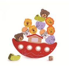 Mes premiers jouets Jeu d'adresse Arche de Noé Jeu d'adresse Arche de Noé