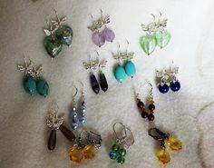 Earrings flying away Crafts To Make, Drop Earrings, Jewelry, Bijoux, Crafting, Drop Earring, Jewlery, Jewels, Jewelery