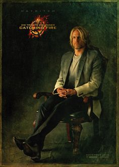 DIE TRIBUTE VON PANEM - CATCHING FIRE Haymitch (Woody Harrelson)