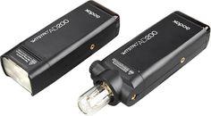 Карманная вспышка Godox Wistro AD200 поддерживает TTL и управление по радио