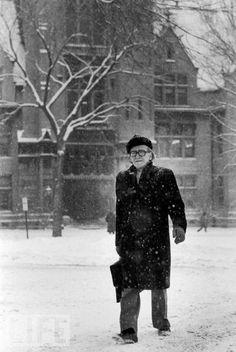 Mircea Eliade Romanian writer and philosopher 1907-1986)