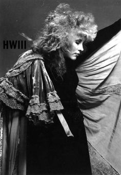 Stevie Nicks, photo by HWIII