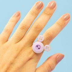 DIY Minnie Mouse Ring