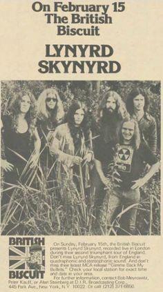 Lynyrd Skynyrd ~OnFebruary15