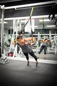 Free Fitness Friday: TRX Full Body WorkoutTRX Full Body workout