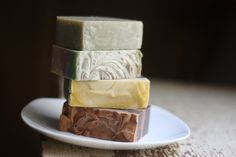 Choose 4 Handmade Soap  Full Size Bars by HiddenAcresSoapCo