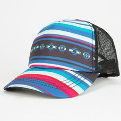 Billabong What You See Womens Trucker Hat Multi One Size For Women  25128895701 7e35ca1e5576