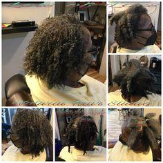 Hair Studio, Natural Hair Styles, Hair Makeup, Dreadlocks, Beauty, Party Hairstyles, Dreads, Beauty Illustration, Locs