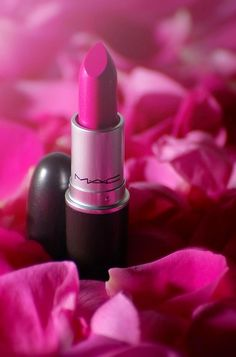 "MAC - ""Girl About Town"". Perfect pop of color! Collect it now."