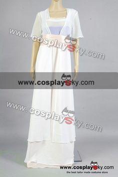 Titanic Rose Swim Gown Dress Costume
