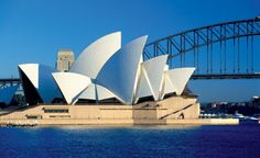 Sydney Opera House - I love this place.  So amazing inside and out!  I'm glad we watched an opera here.