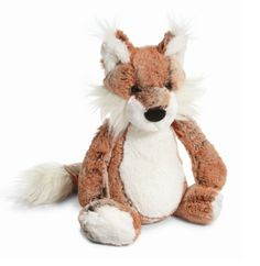 jellycat woodland fox. adoption forthcoming.