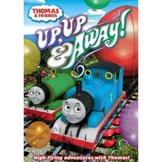 "New Thomas & Friends movie   ""Up, Up, and Away!""  run time 49 minutes  Releasing March 6, 2012"