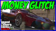 GTA 5 Unlimited Money GLITCH 1.28 / 1.26 ( GTA 5 Online Money Glitch 1.2...
