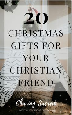 20 Christian Gifts For Your Friend Family Member Giftguide Friends