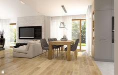Dom w Milanówku - zdjęcie od WERDHOME - Jadalnia - Styl Skandynawski - WERDHOME