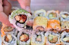 台中小吃美食壽司模範街05