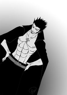 Dracule Mihawk #one piece