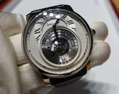 SIHH 2014 ROUNDUP: Rotonde de Cartier Astrocalendaire