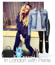 """""""In London With Perrie"""" by hazzgirl03 ❤ liked on Polyvore"""