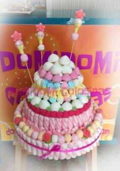 Pig Party, Peppa Pig, Marshmallow, Birthday Cake, Sweets, Candy, Buffets, Desserts, Shabby Chic