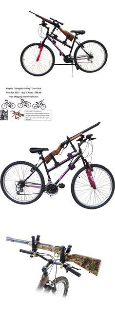 Racks 73961: Shotgun And Rifle Gun Rack For Bicycle -> BUY IT NOW ONLY: $49.95 on eBay!