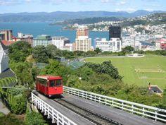 New Zealand has a modern economy.