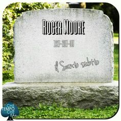 RIP ♤ #Rogermoore in Peace ♤