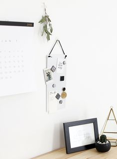DIY Fabric Magnets and Memo Board » The Merrythought