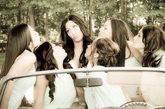 Fun Bridal Party Pics
