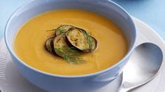 Roast kumara & fennel soup for $7.80 recipe - 9Kitchen