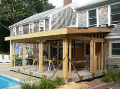 a frame room addition dain stephens design build sunroom addition - Sunroom Patio Designs