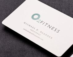 60 Stunningly Beautiful Minimal Business Cards