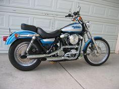 eBay: 1994 Harley-Davidson FXR HARLEY DAVIDSON 1994 FXLR LOW RIDER CUSTOM FXR FXRS FXRS-SP #harleydavidson