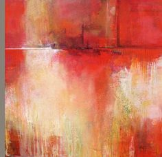 Abstract, contemporary art Karen Hale