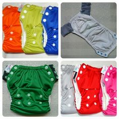 cloth diaper Cluebebe Pull Up Pants, popok kain model celana