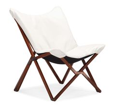 Draper Occasional Chair White