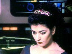 Troi's Star Trek Personnel File