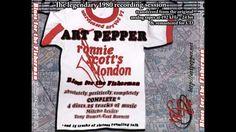 Art Pepper Quartet - Blues For Bould